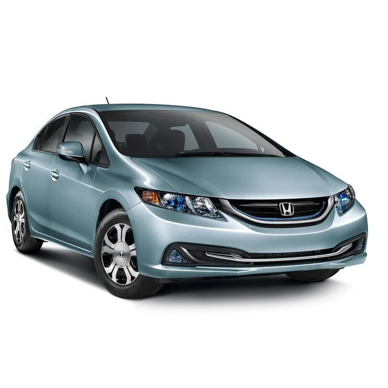 Win a Honda Civic Sedan Designed