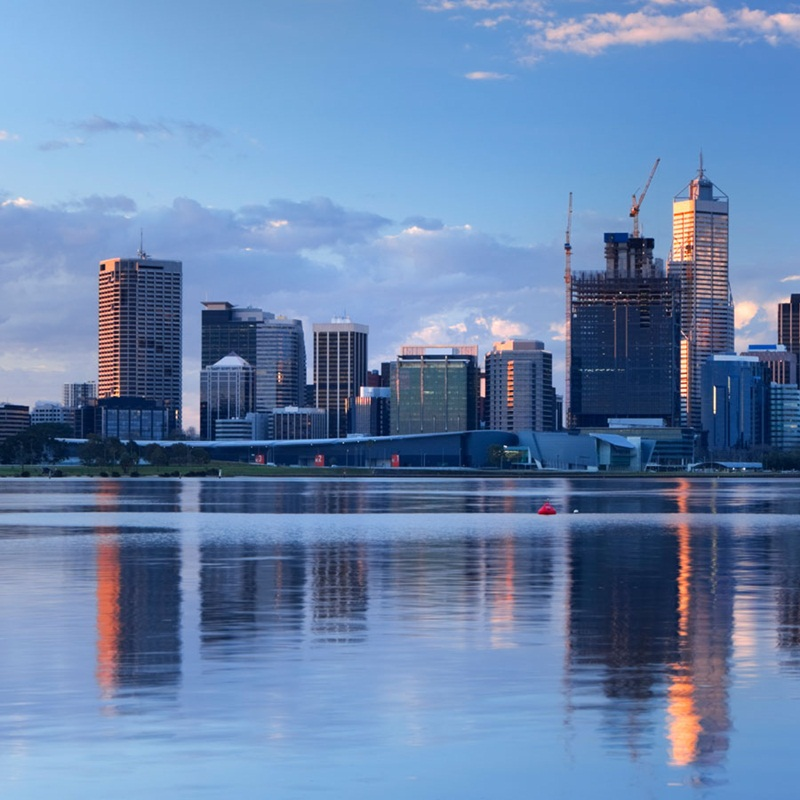 Win a Flight to Perth