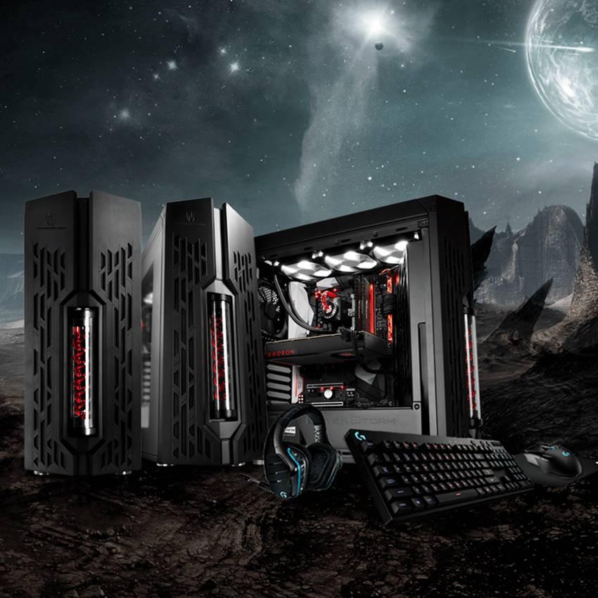 Win a Ryzen 7 Gaming PC