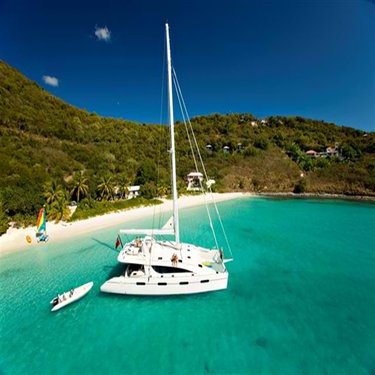 Win An All Inclusive Crewed Yacht Charter In The British Virgin Islands