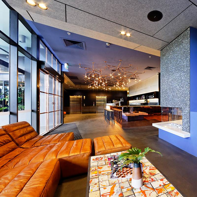 Win a stay at the Alpha Mosaic Hotel, Brisbane