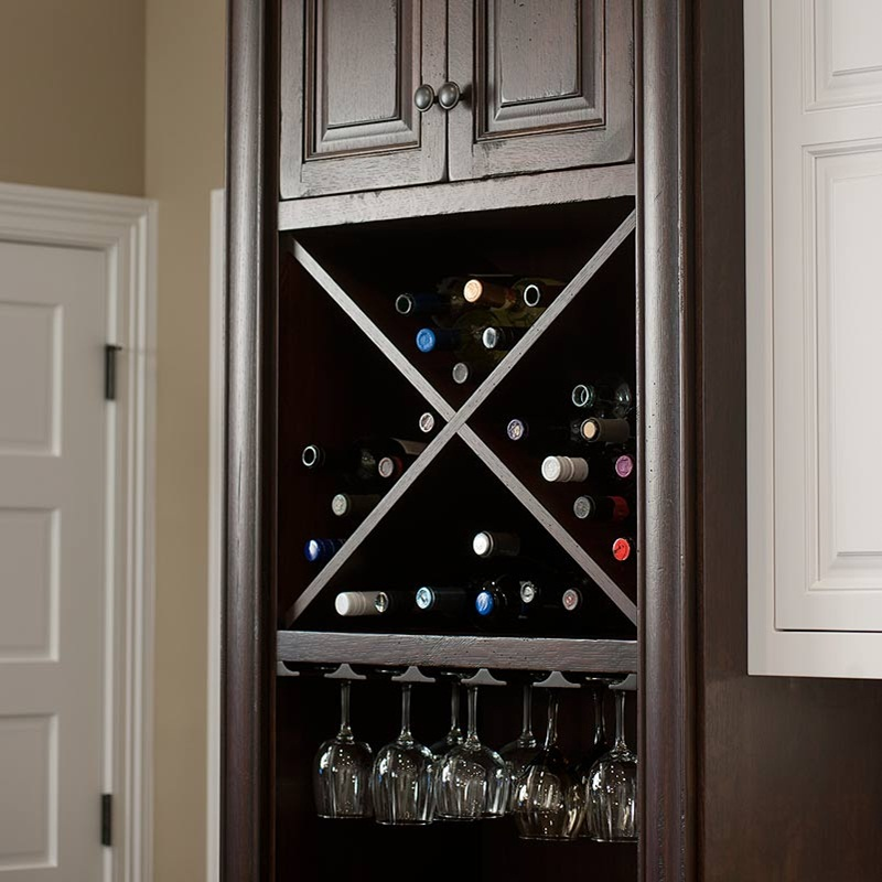 Win a Kitchen Wine Cabinet
