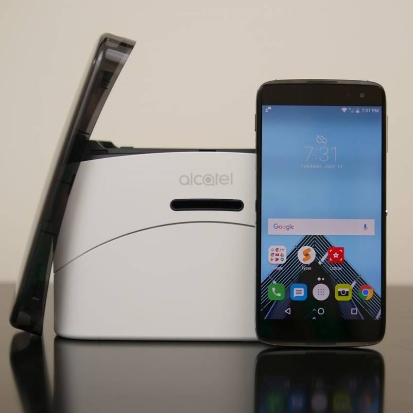 Win Alcatel Idol 4S with a VR headset
