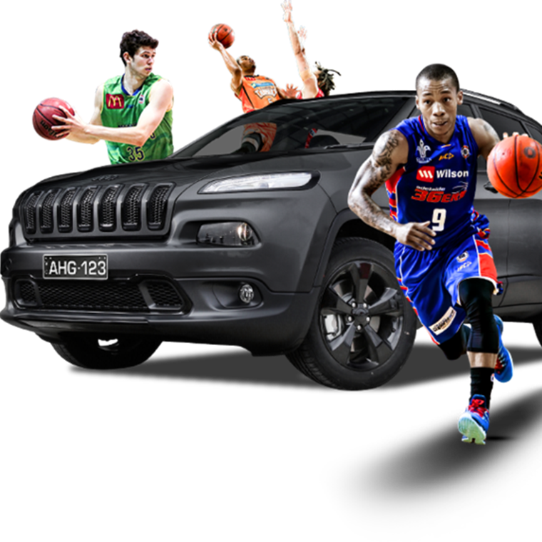 Win A New 2016 JEEP Cherokee Blackhawk
