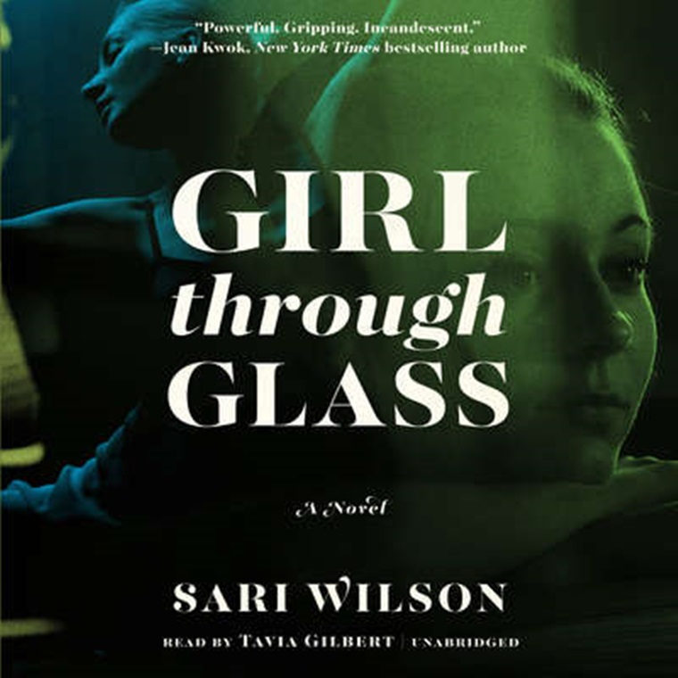 Win A Signed Hardcover Copy Of Girl Through Glass And Capezio Gift Card