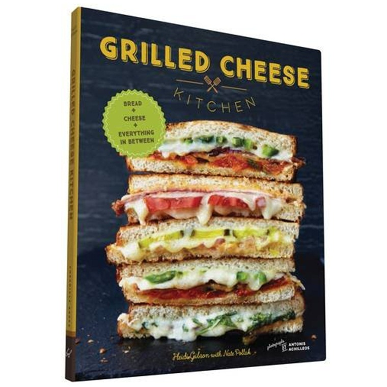 Win a Copy of Grilled Cheese Kitchen