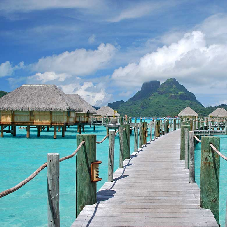 Win a chance to the greatest holiday destination, Bora Bora!