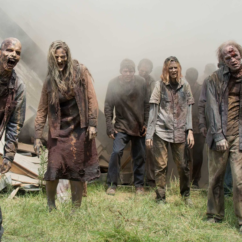 Win a VIP experience at The Walking Dead Attraction, Universal Studios Hollywood.