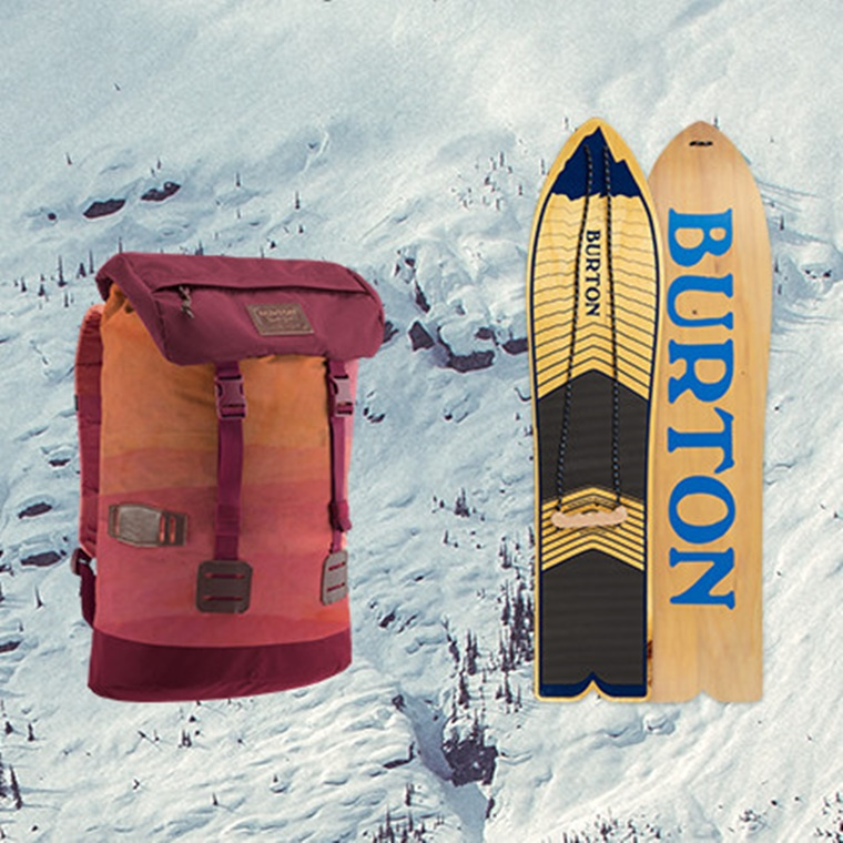 Win A Throwback Snowboard And Tinder Backpack