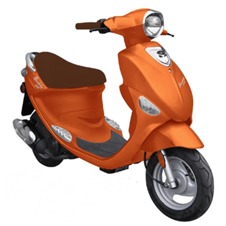 Win a Pair Genuine Scooter Company® Buddy 125 Scooters