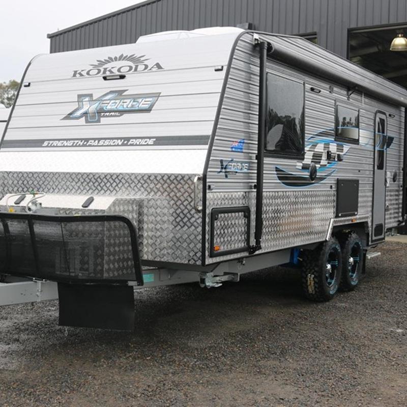 Win a Kokoda X-Trail Caravan