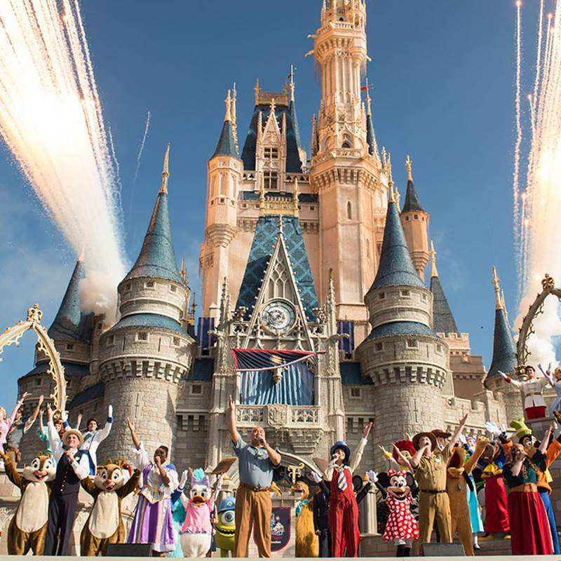 Win a Walt Disney World® Resort