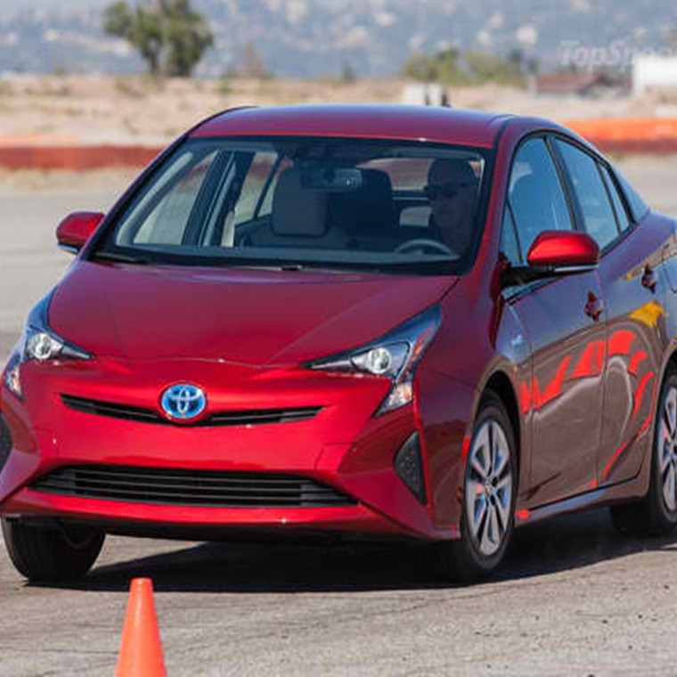 Win A 2016 Toyota Prius