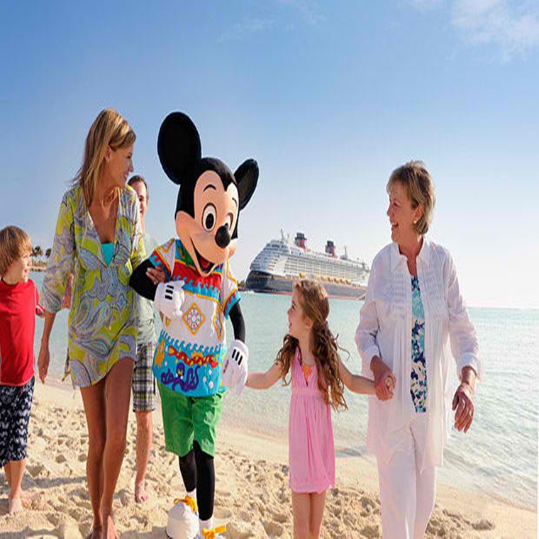 Win The Disney Land And Sea Vacation