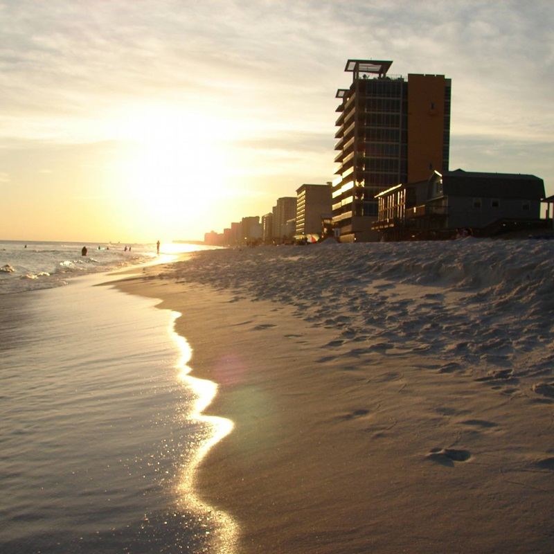 Win a Trip to Panama City Beach, Florida.
