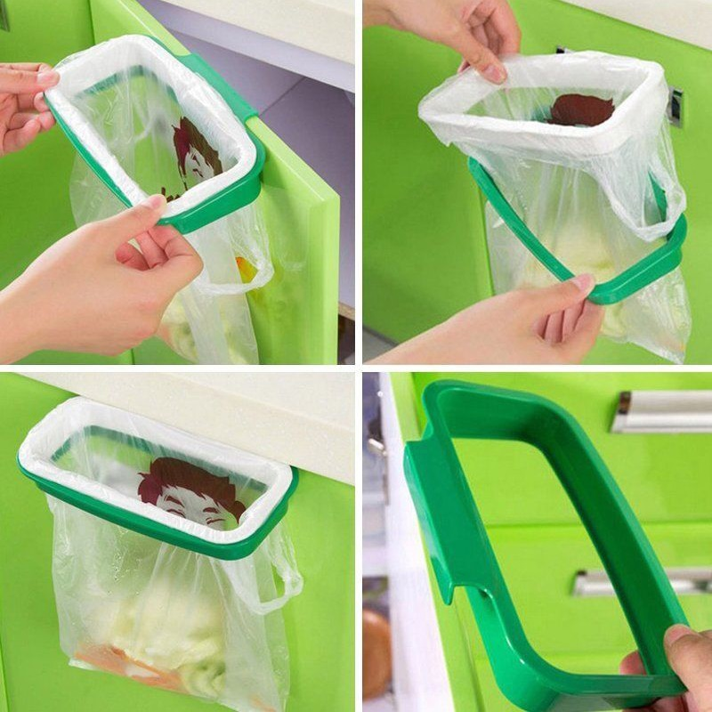 Win a Garbage Bag Holder