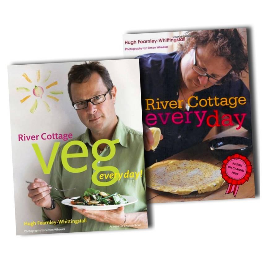 Win A River Cottage Cookbooks