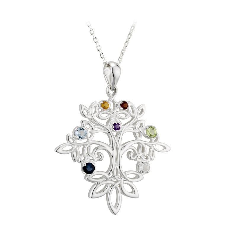 Win a Irish Necklace Sterling Silver