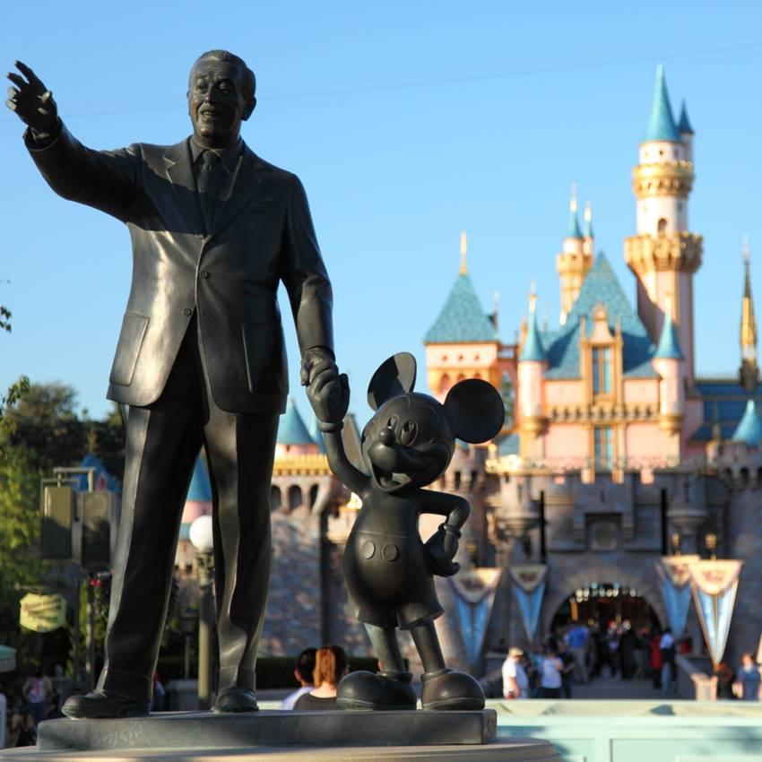 Win A Trip To Disneyland!