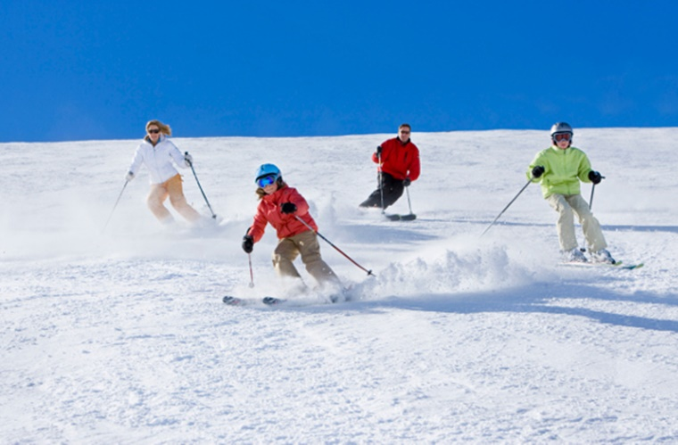 Win Ski Holiday in New Zealand