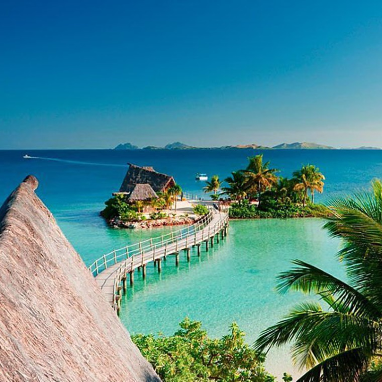 Win A Trip to FIJI