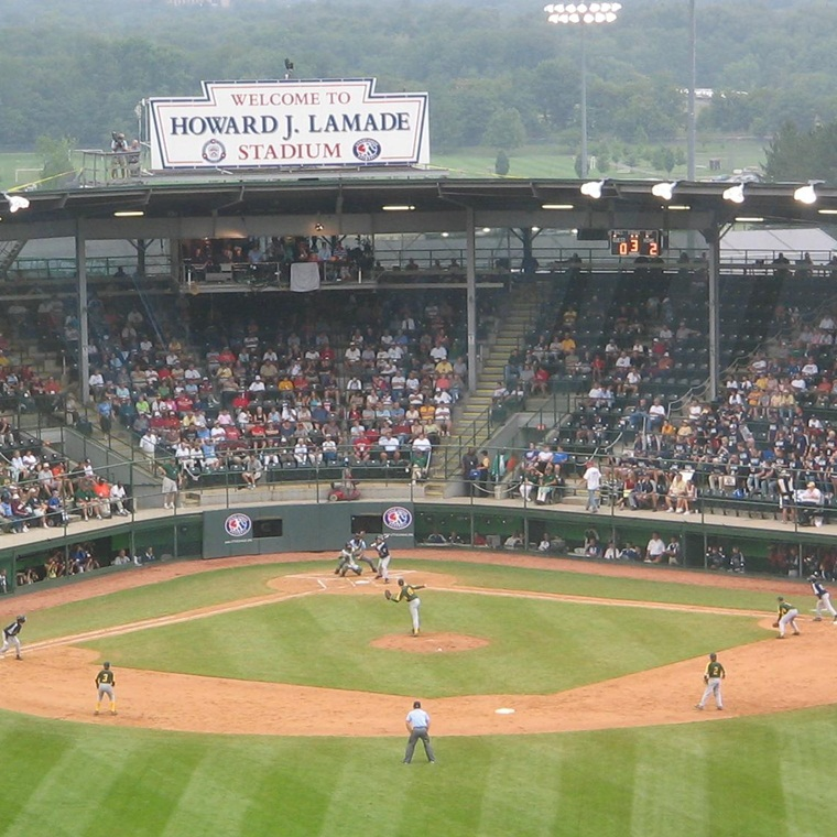 Win a trip to the Little League Baseball® World Series
