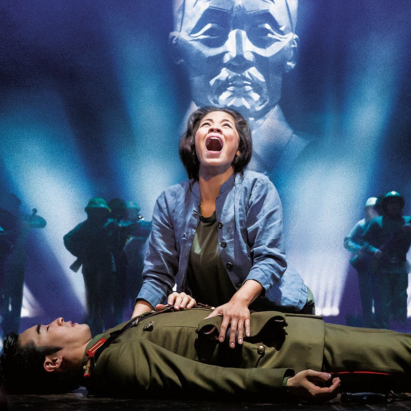 Win a Tickets to Miss Saigon 25th anniversary