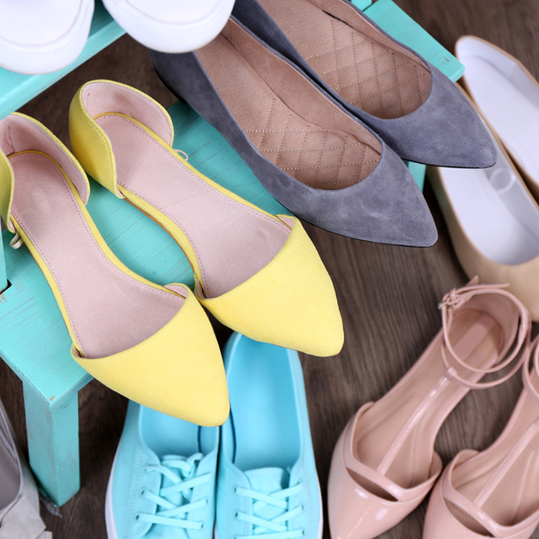 Win 5 pairs of shoes from Ziera