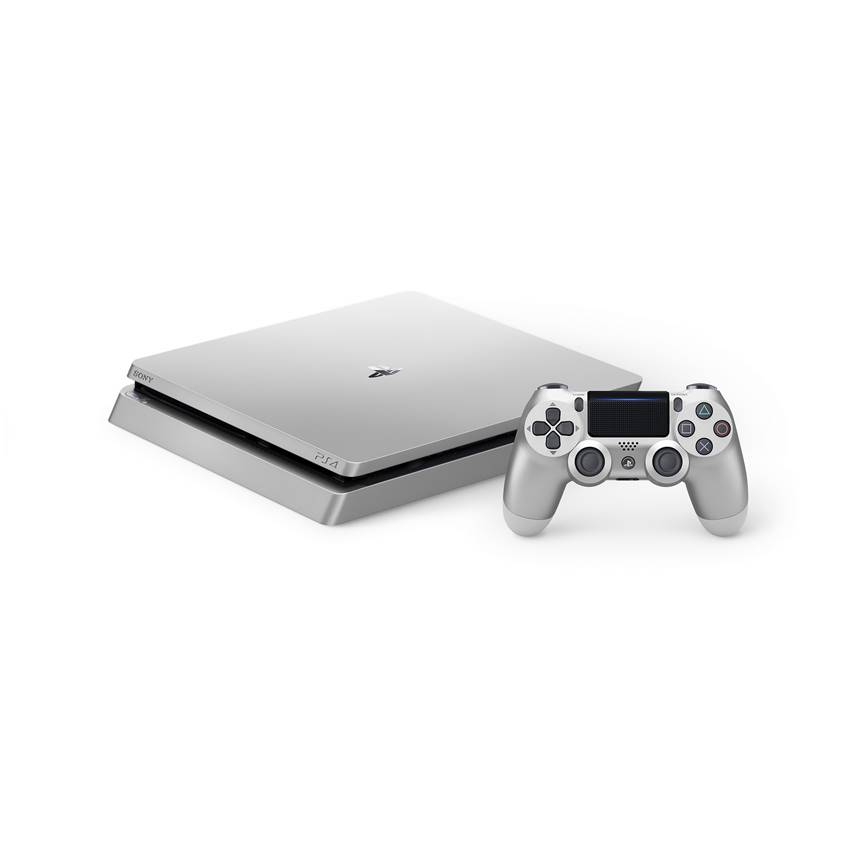Win A Gold And Silver Playstation 4 Consoles