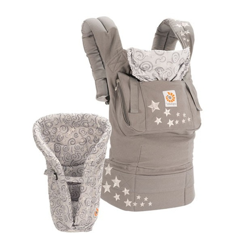 Win a Ergobaby Four Position Cool Air 360 Carrier