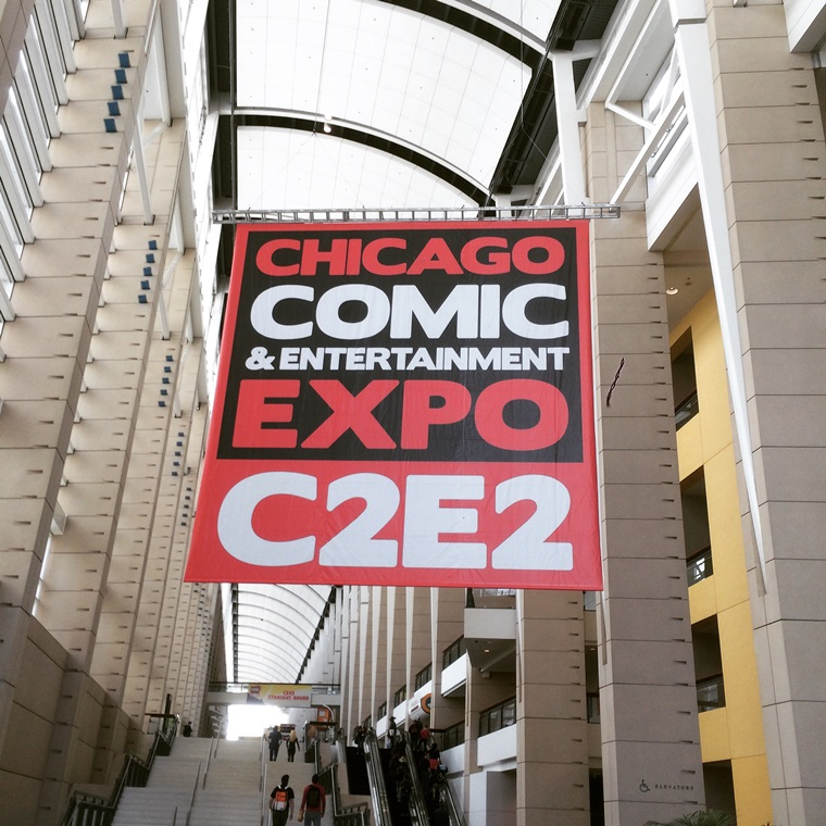Win A Pair Of Tickets To C2E2 - Chicago Comic And Entertainment Expo