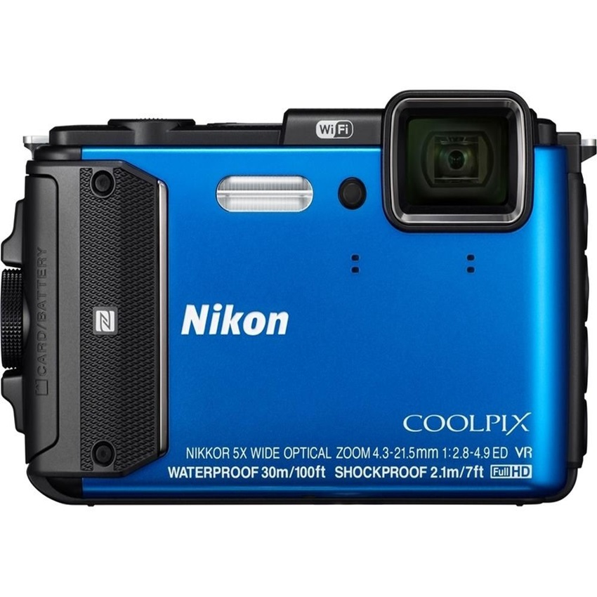 Win A Nikon Coolpix AW130