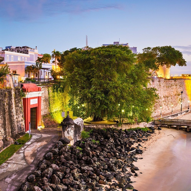 Win a a Stay in San Juan, Puerto Rico
