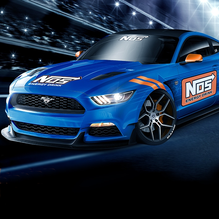 Win A NOS Vehicle