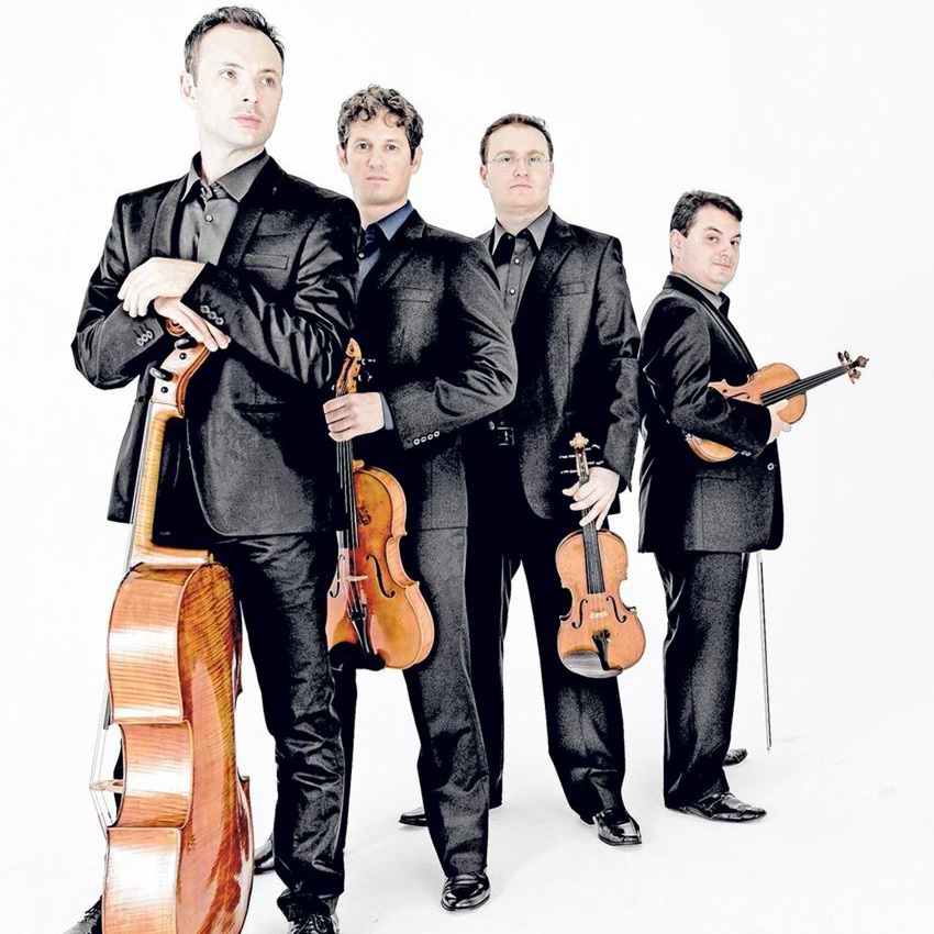 Win A Double Passes To Jerusalem Quartet At Conservatorium Theatre