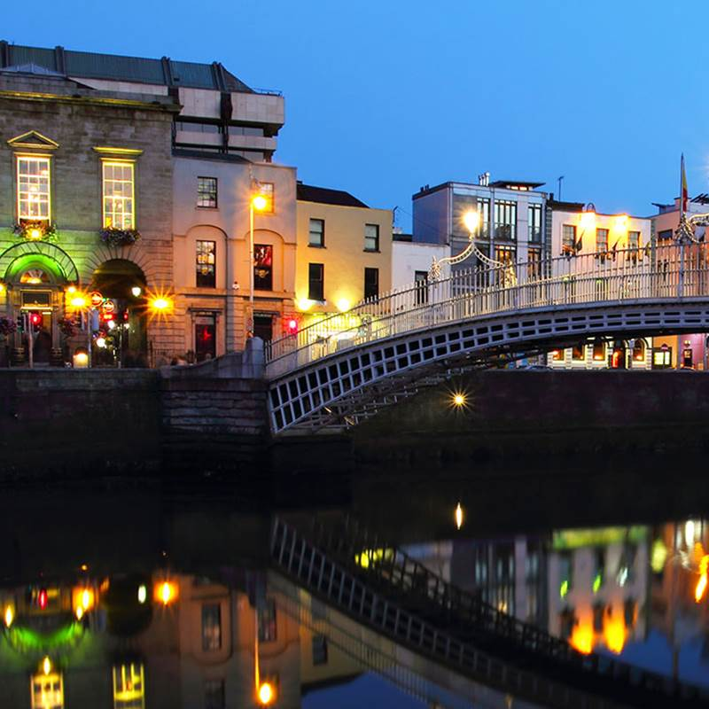 win a trip to dublin ireland travel competitions