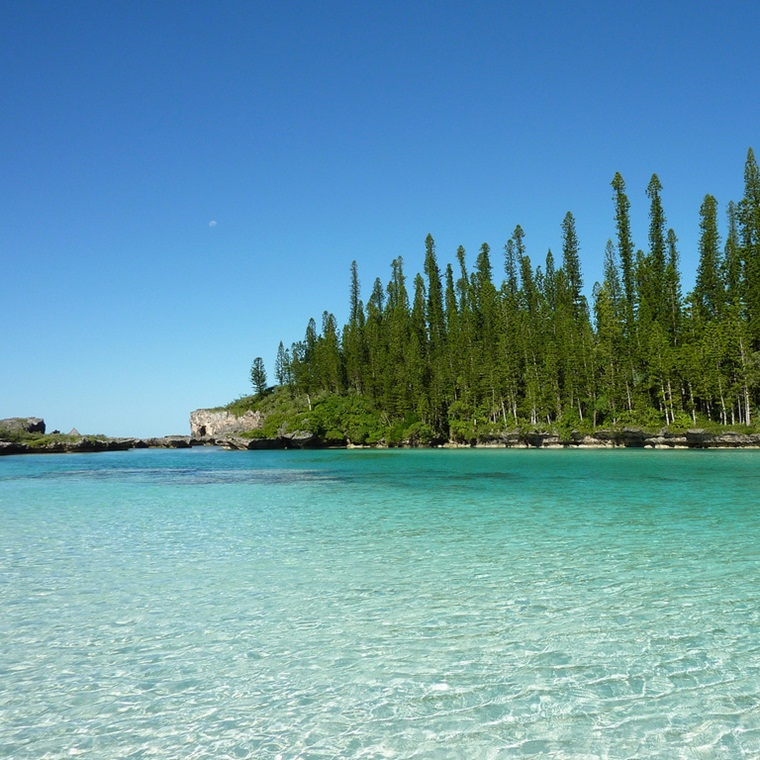 Win a Holiday to New Caledonia