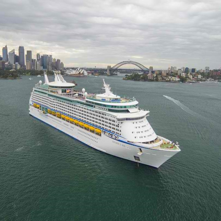 Win A 7 Night Cruise On Royal Caribbean's Voyager Of The Seas