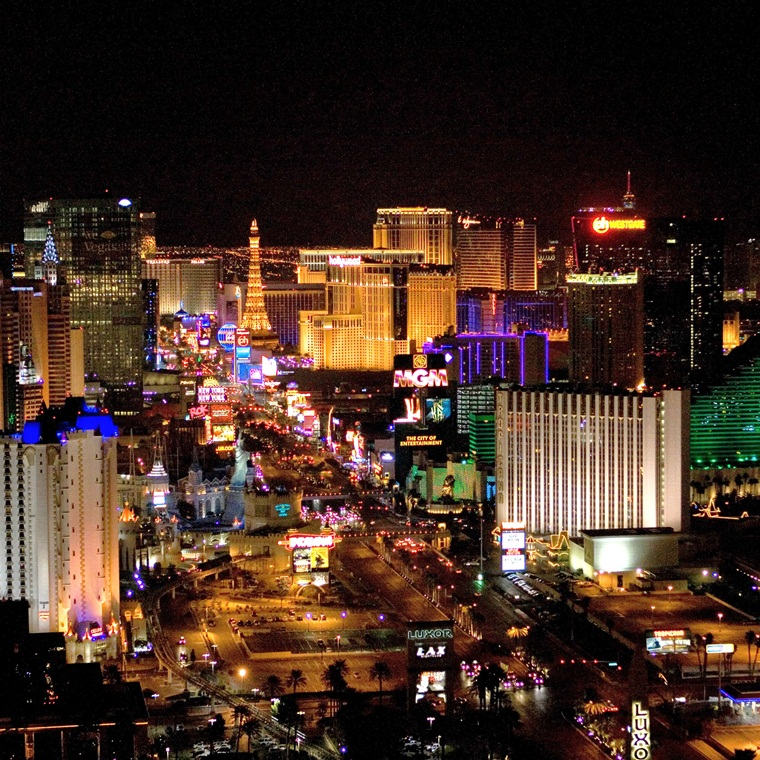 Win a Two-night Trip to Las Vegas