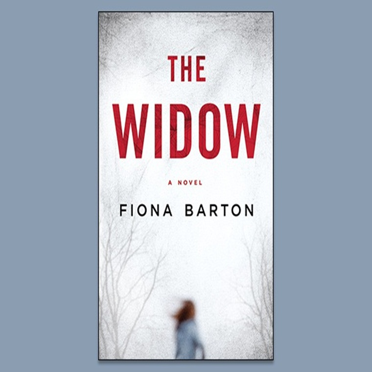 "Win ""THE WIDOW"" by Fiona Barton & a Visa Gift Card!."