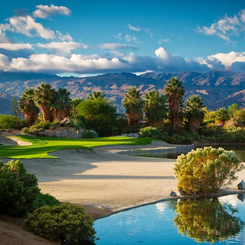 Win a Golf experience at Desert Willow Golf Resort