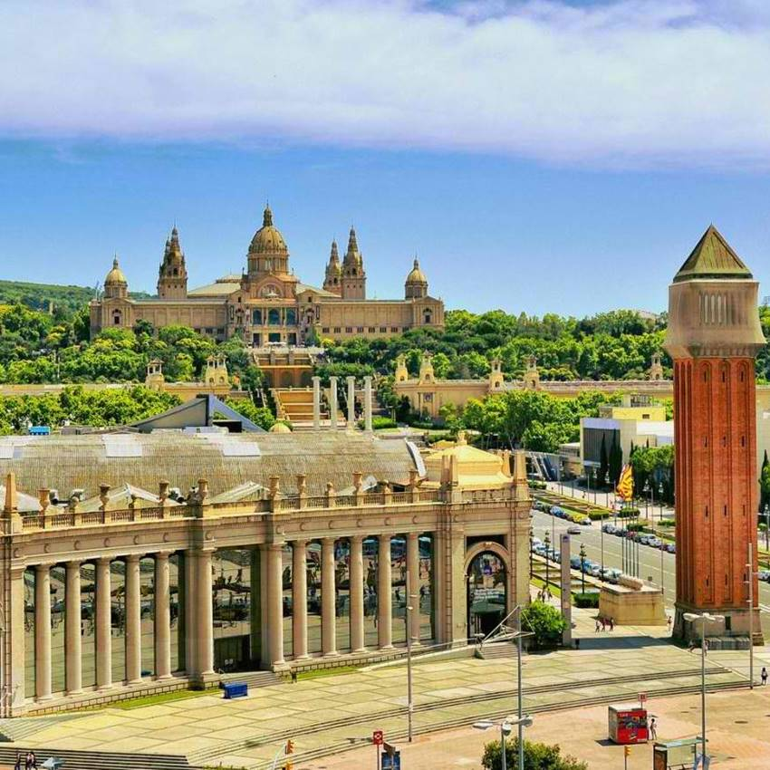 Win a Holiday to Barcelona