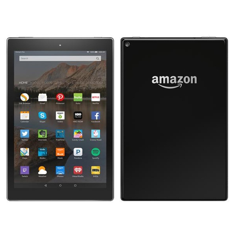 Win the New Amazon Kindle Fire HD 10