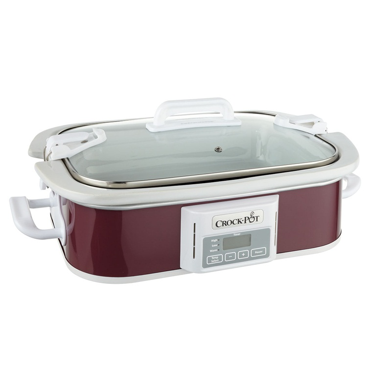 Win a Crock-Pot Casserole Slow Cooker