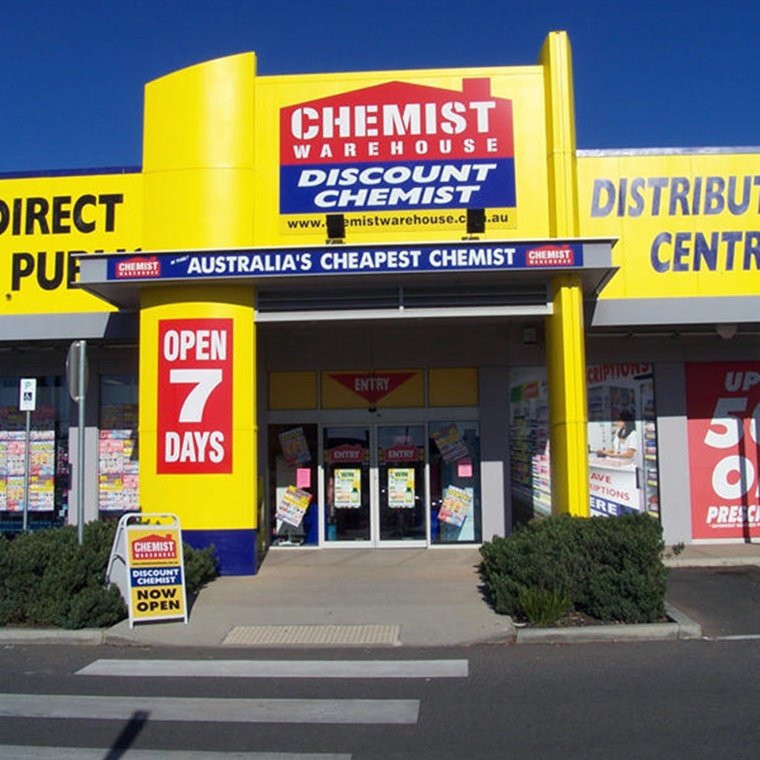 Win A $2000 Chemist Warehouse Gift Voucher