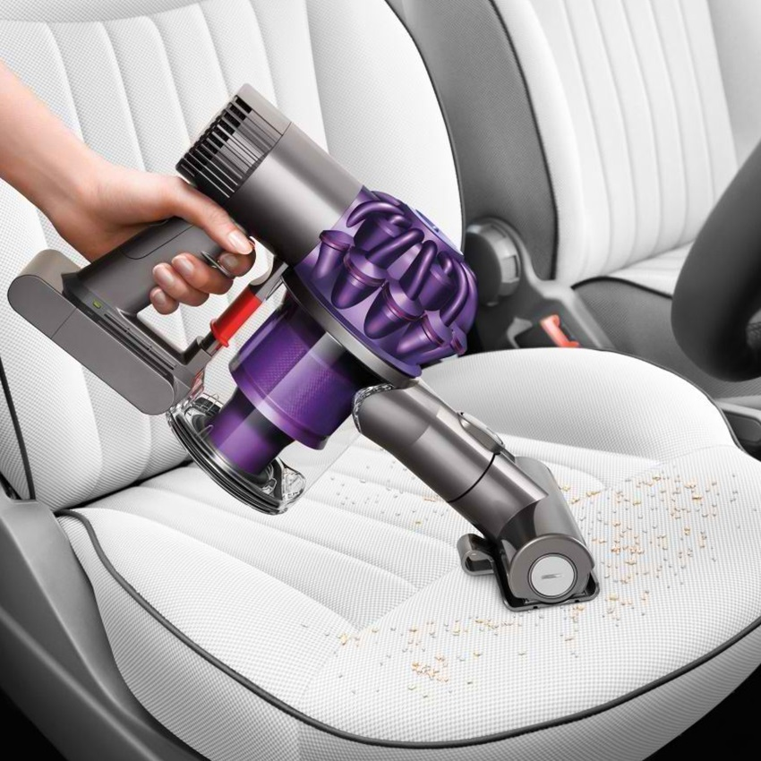 Win A Dyson V6 Handstick Vacuum Cleaner