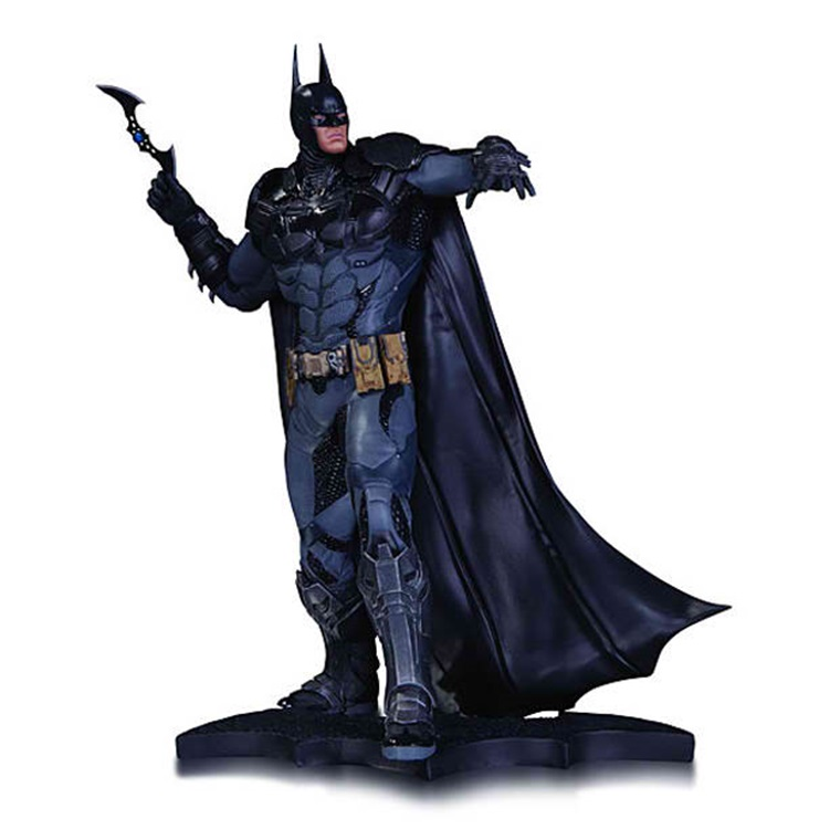 Win A Superman Glyph with Batarang Statue