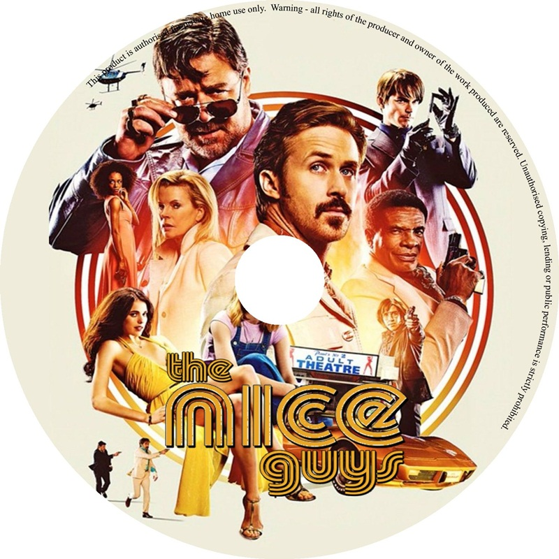 Win a THE NICE GUYS DVDs