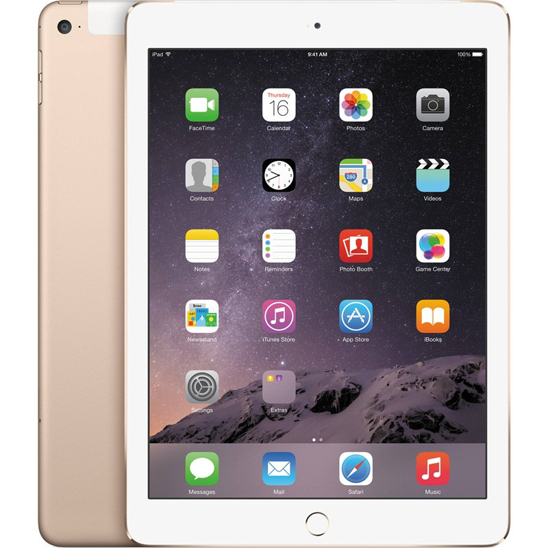 Win a Gold iPad Air 2