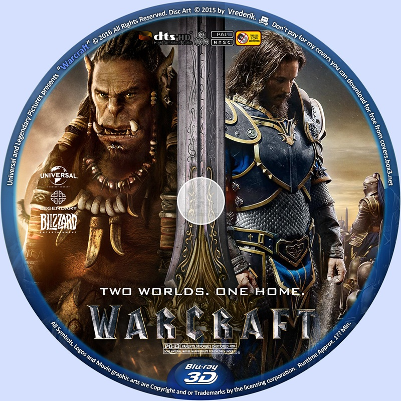 Win a WARCRAFT: THE BEGINNING ON BLU-RAY